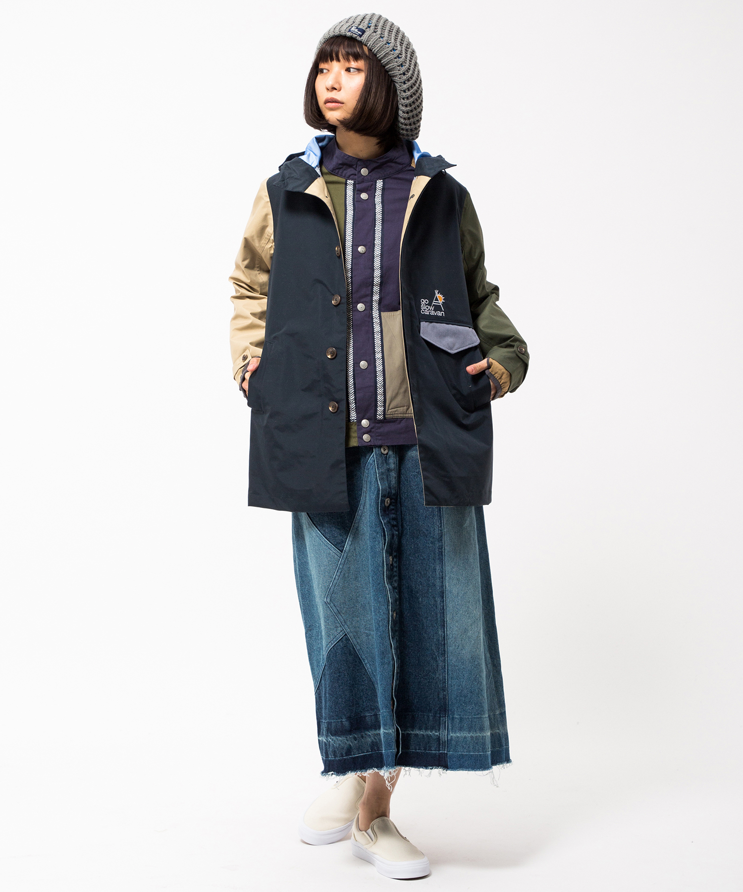 2017 A/W go slow caravan Coordinate Womens