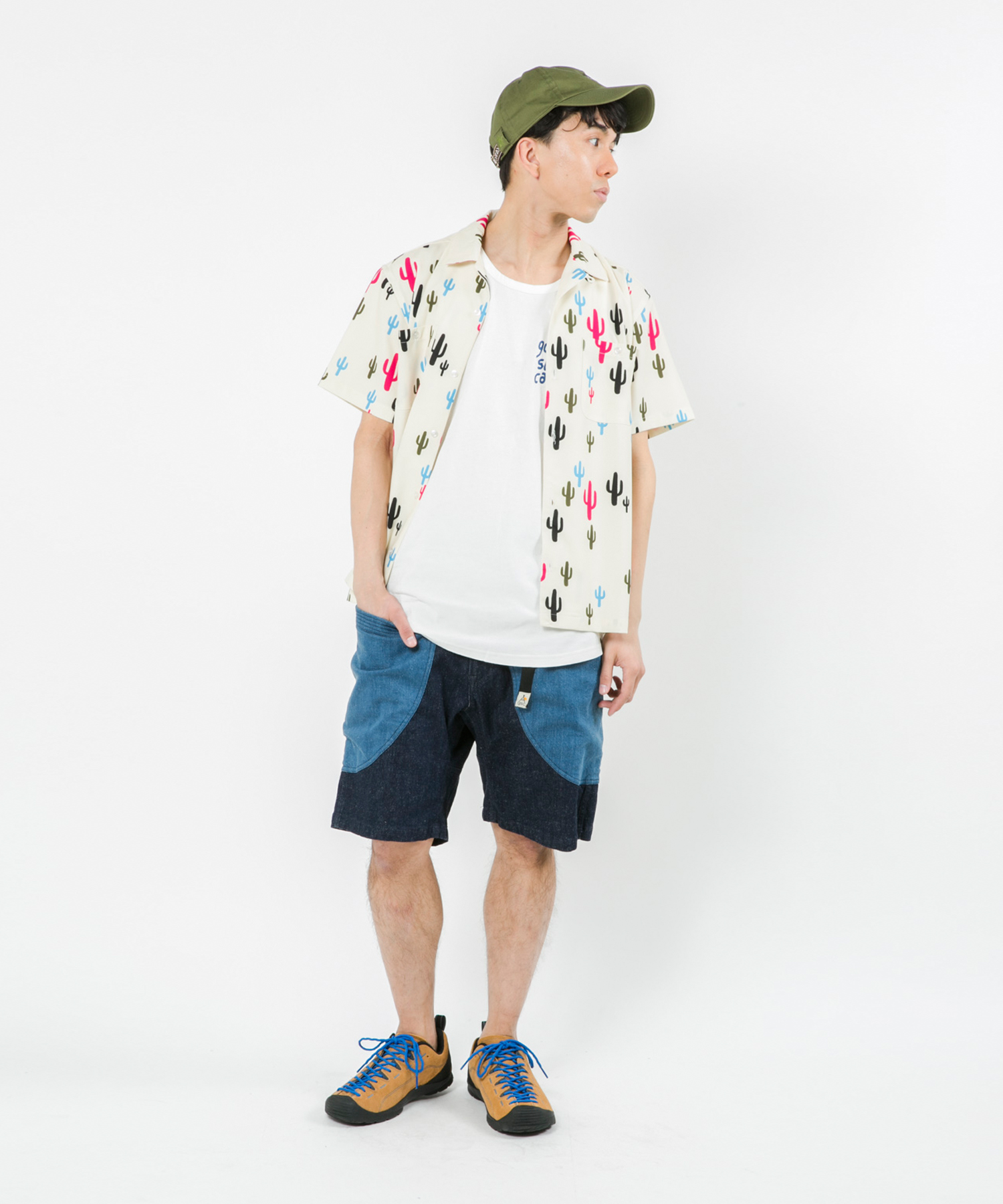 2018 S/S go slow caravan Coordinate Mens4
