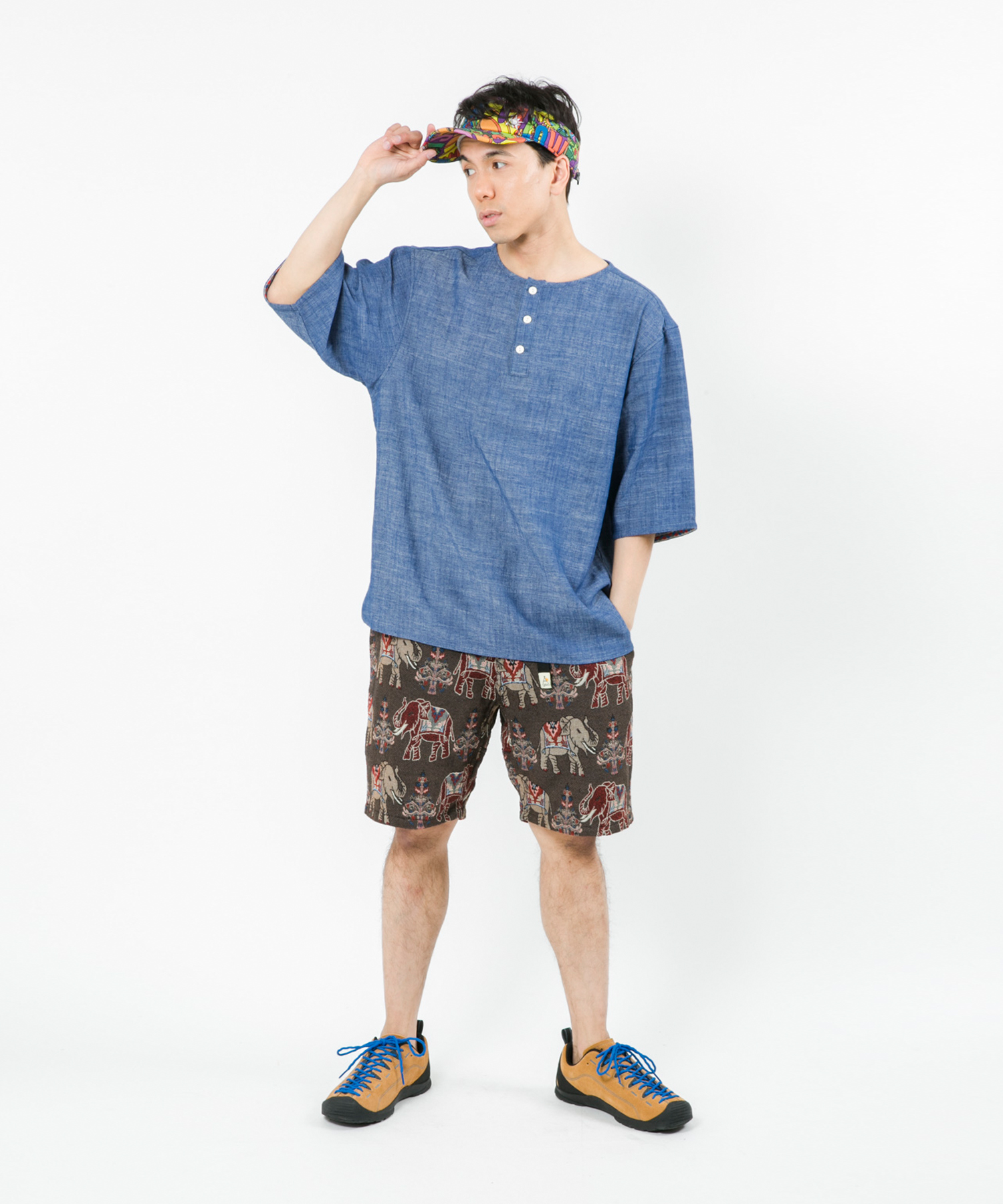 2018 S/S go slow caravan Coordinate Mens5
