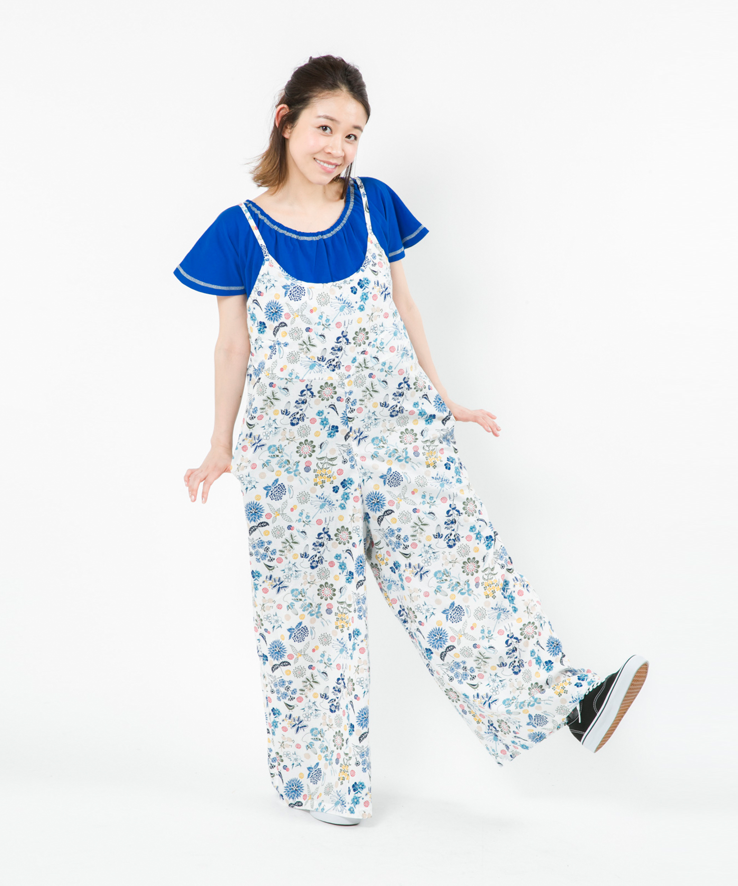 2018 S/S go slow caravan Coordinate Women4