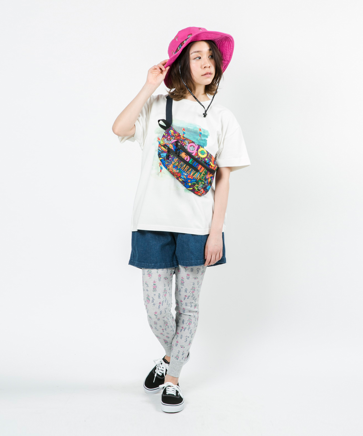 2018 S/S go slow caravan Coordinate Women5