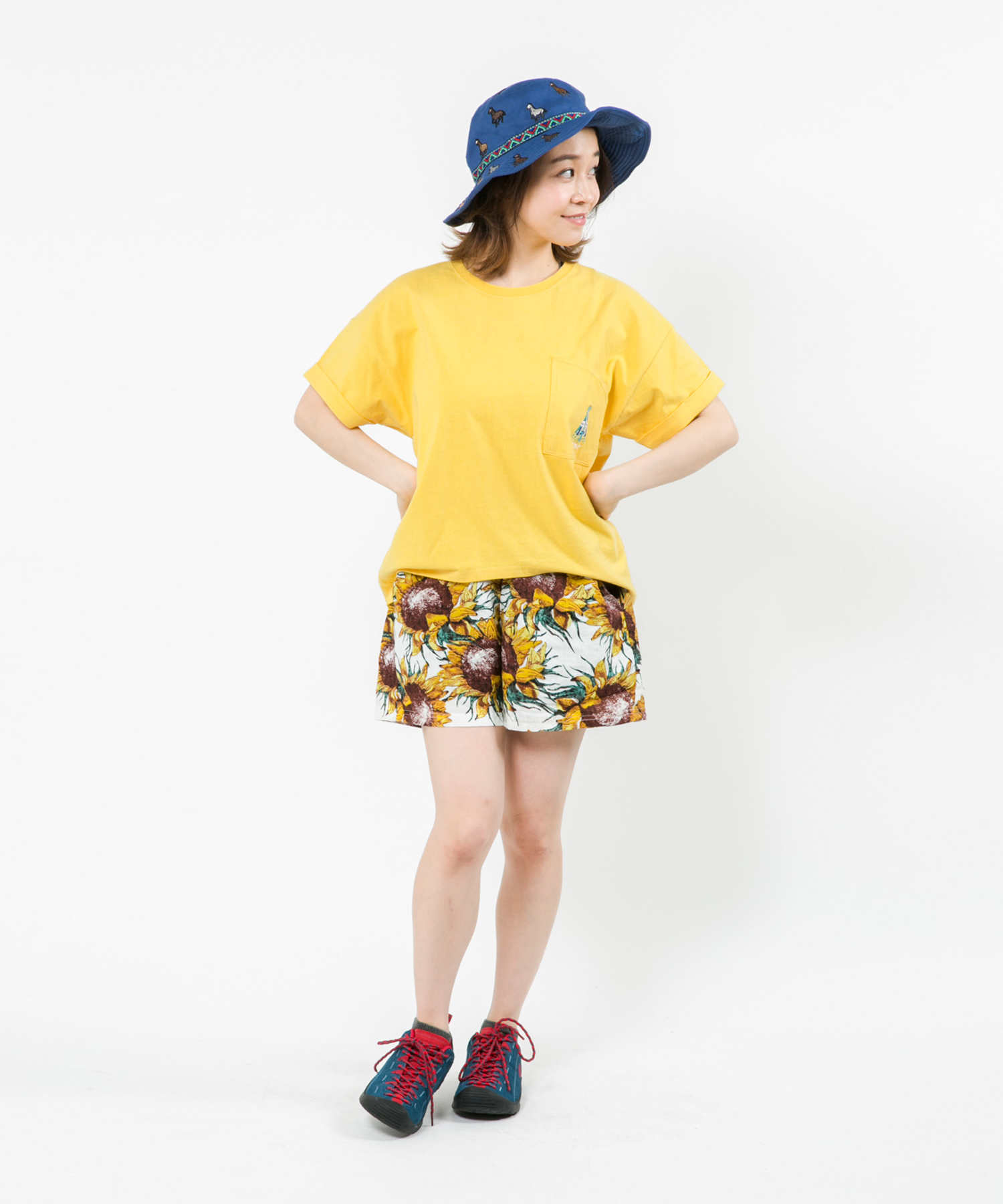 2018 S/S go slow caravan Coordinate Women6