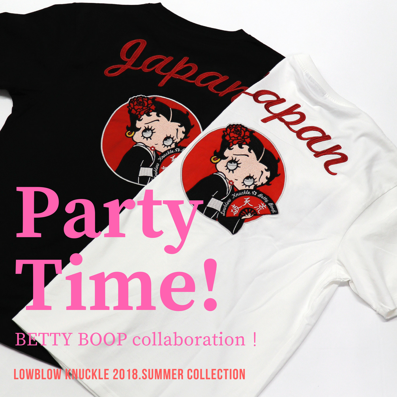 BETTY BOOP SUMMER COLLECTION !!!