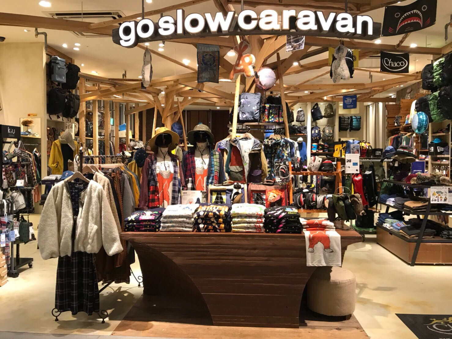go slow caravan MARK ISみなとみらい店