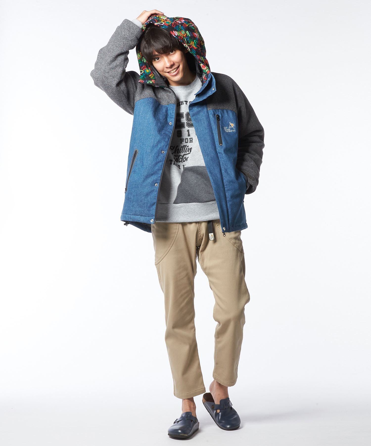 2018 AW go slow caravan Coordinate Mens9