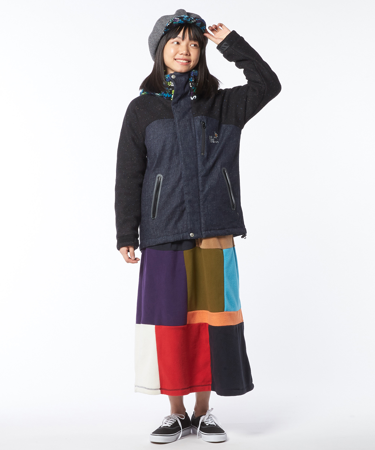 2018 AW go slow caravan Coordinate Womens7