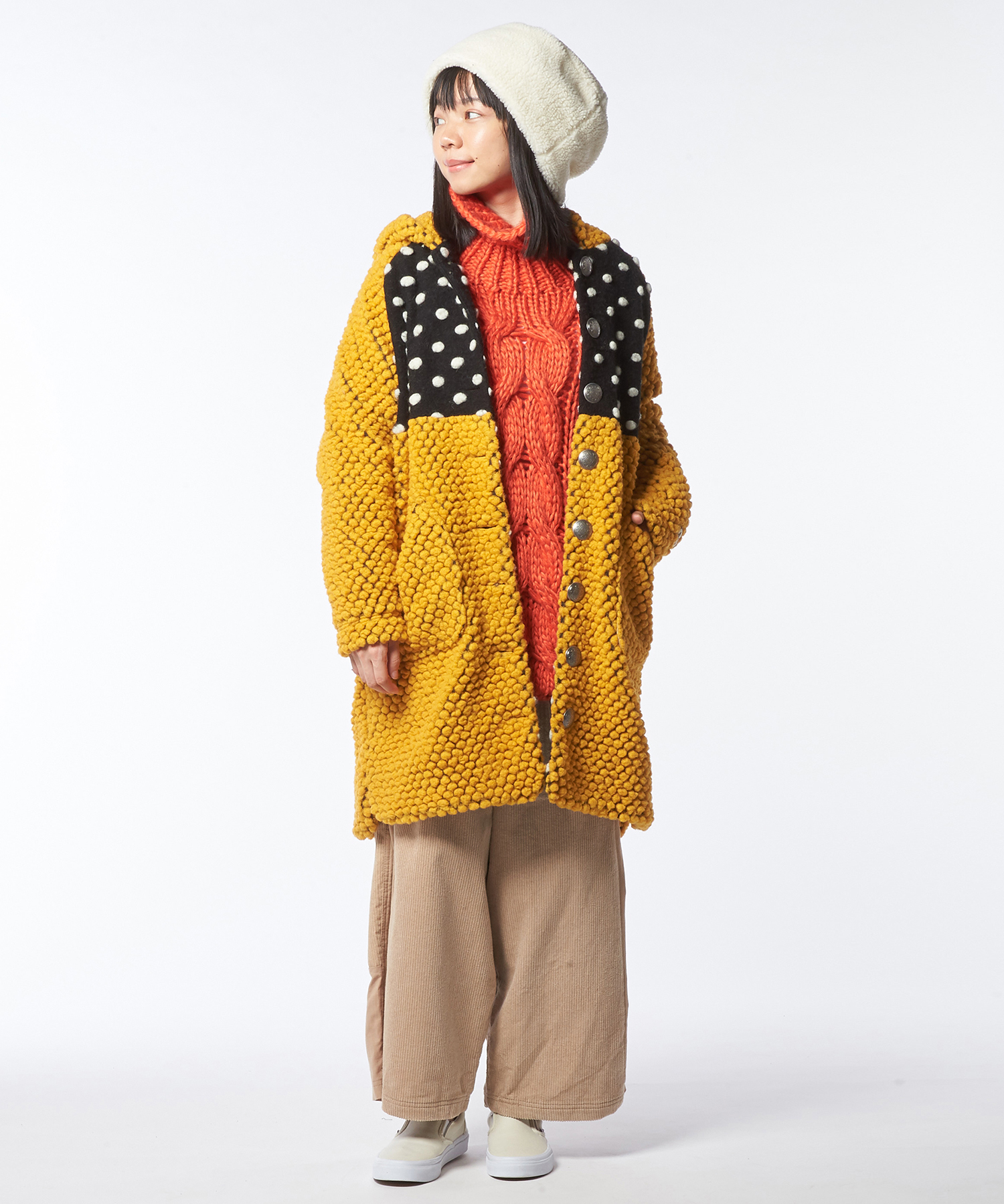 2018 AW go slow caravan Coordinate Womens9