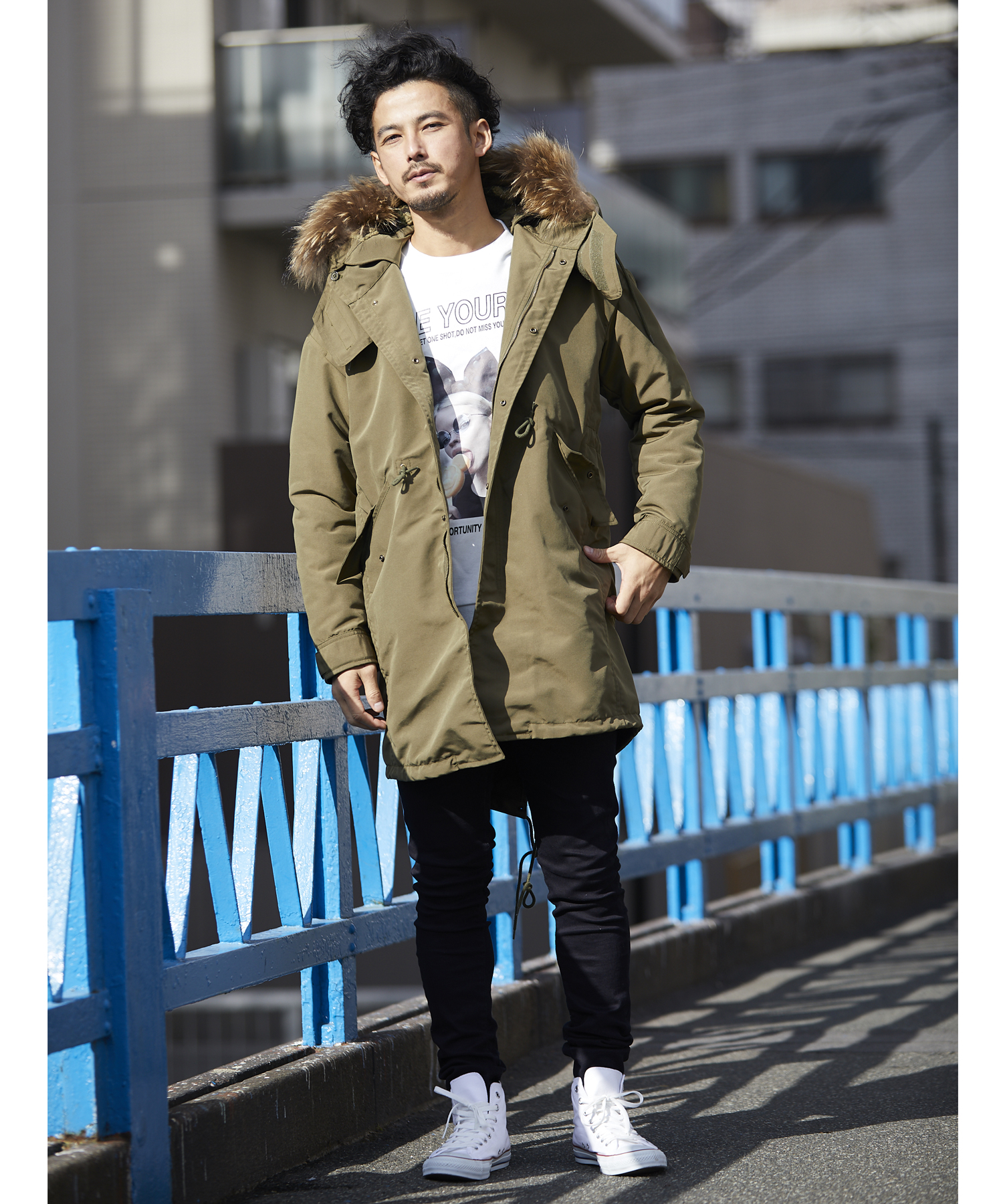 JACKROSE 2018 Winter Styling