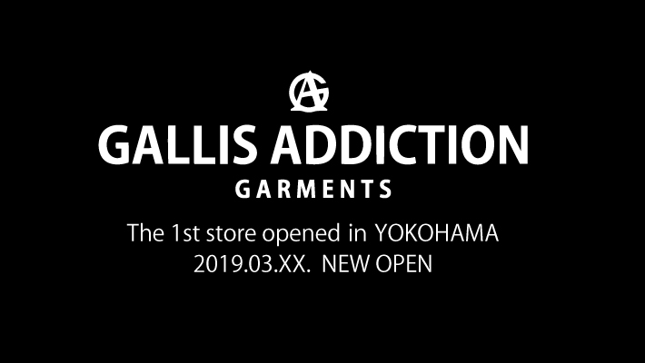 GALLIS ADDICTION横浜店