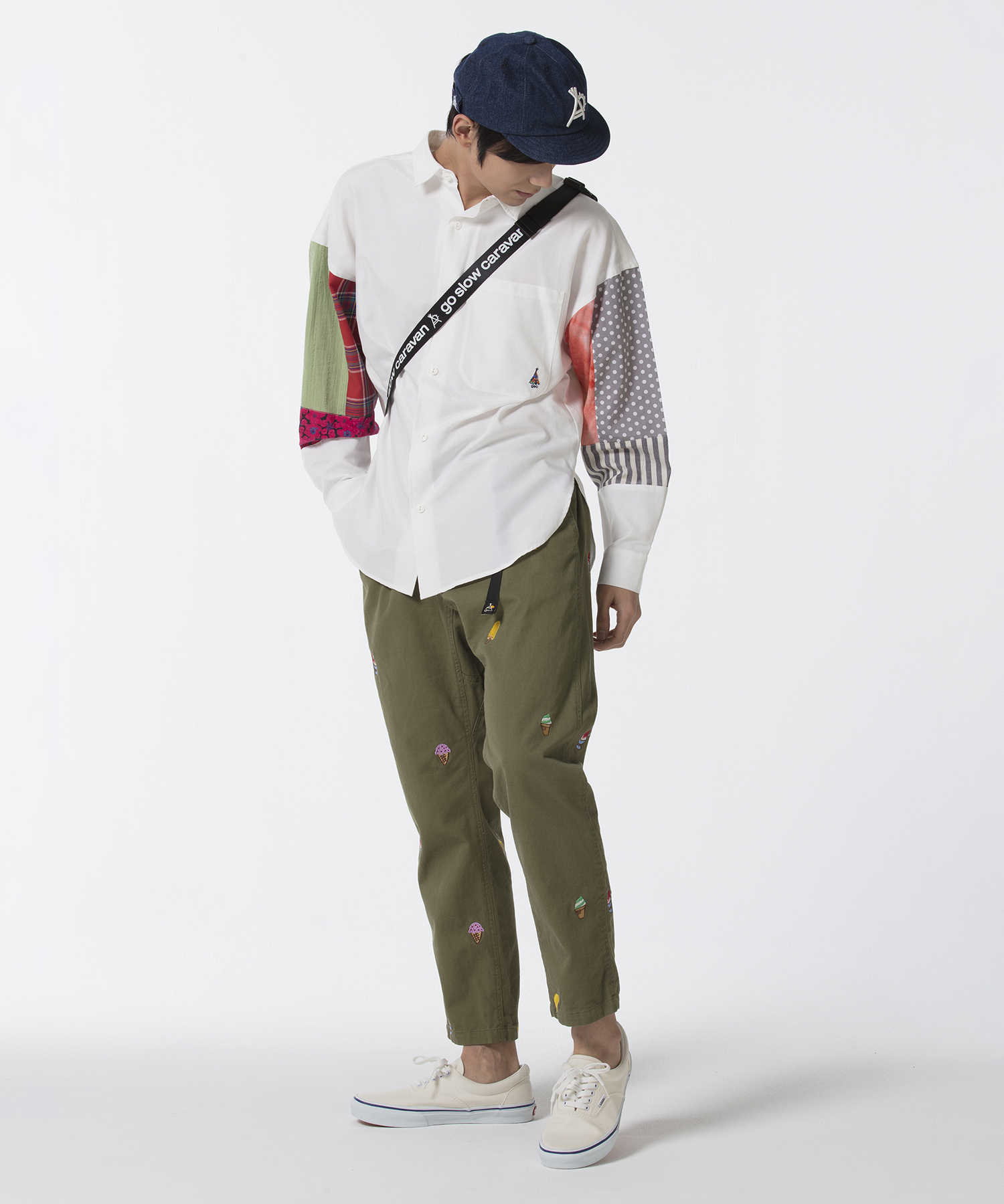 2019SS go slow caravan Coordinate Mens_2