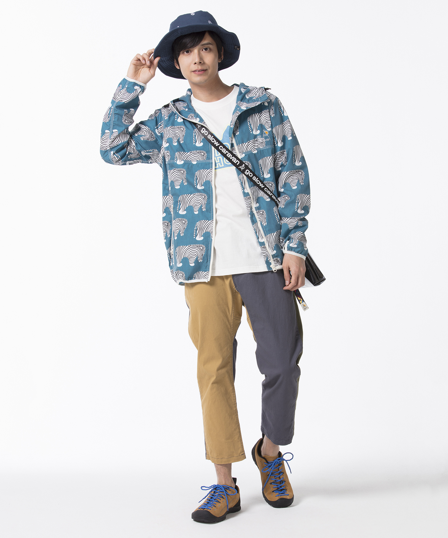 2019SS go slow caravan Coordinate Mens_3