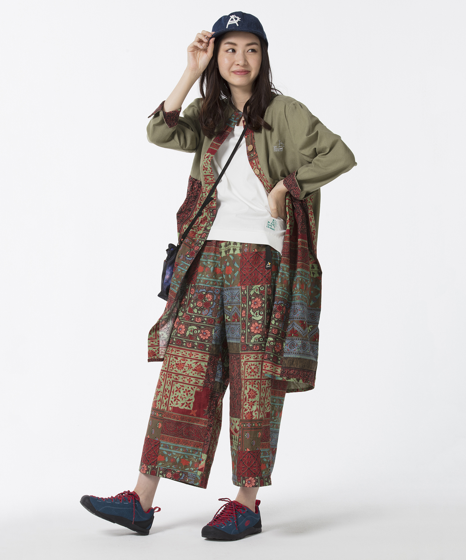 2019SS go slow caravan Coordinate Womens_1