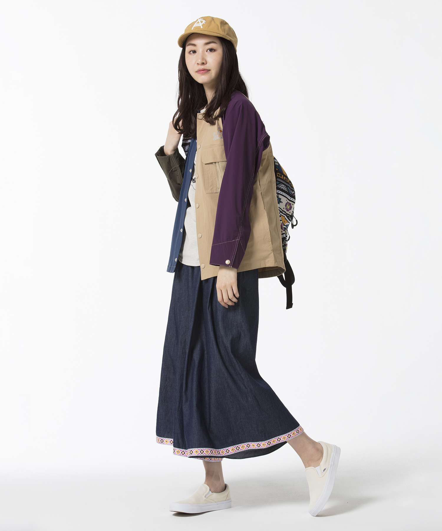 2019SS go slow caravan Coordinate Womens_2