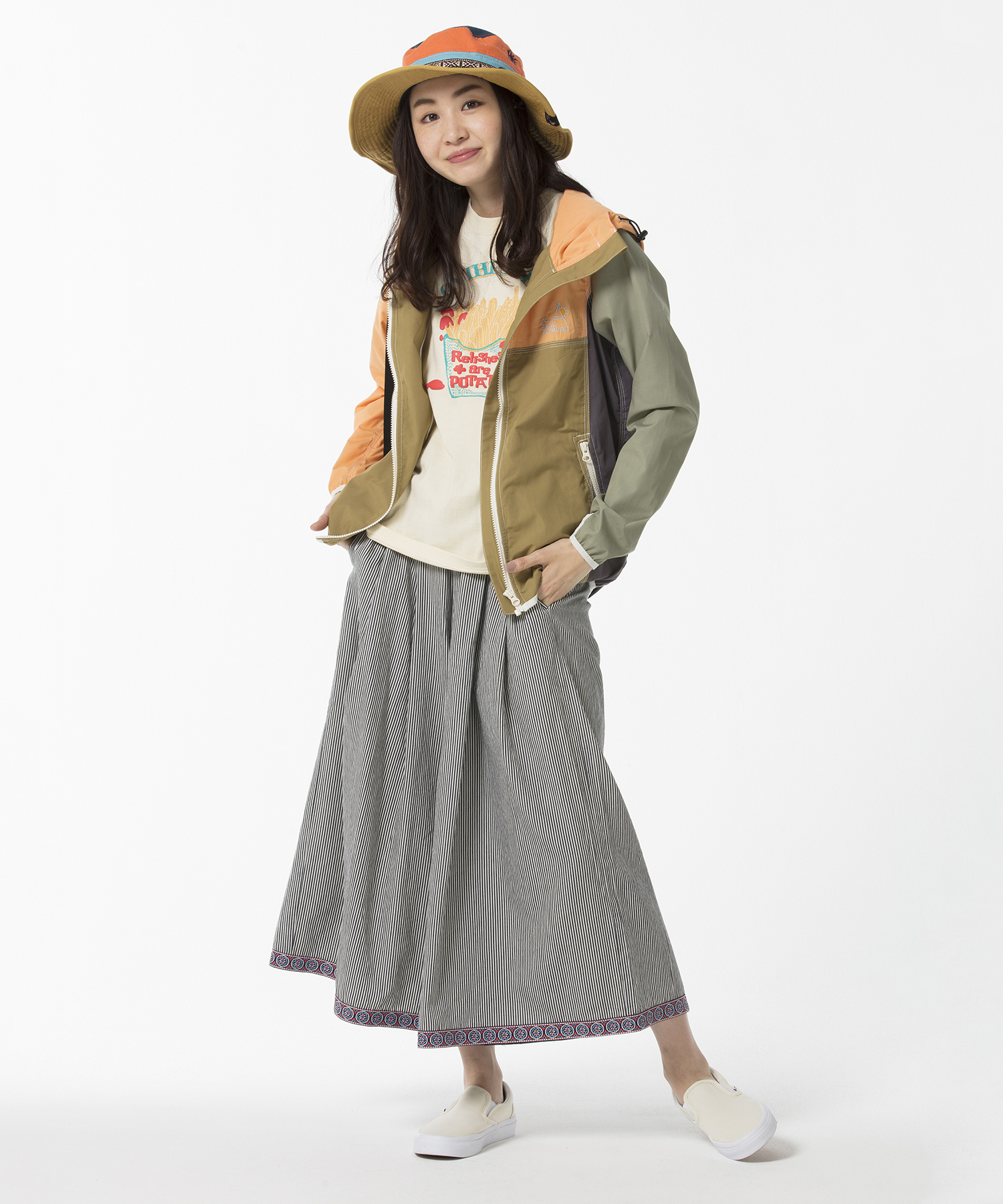 2019SS go slow caravan Coordinate Womens_3