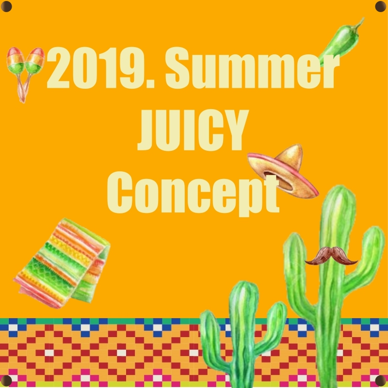 JUICY SUMMER CONCEPT