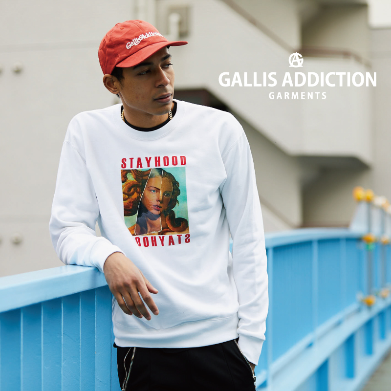 GALLIS ADDICTION新作入荷!
