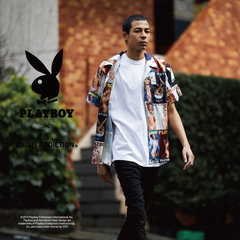 PLAYBOY×GALLIS ADDICTION2019