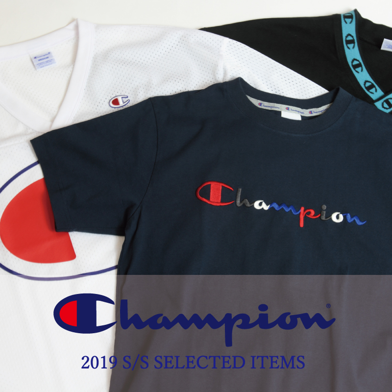 【SELECT】JACK_Champion2019S/SNEWS