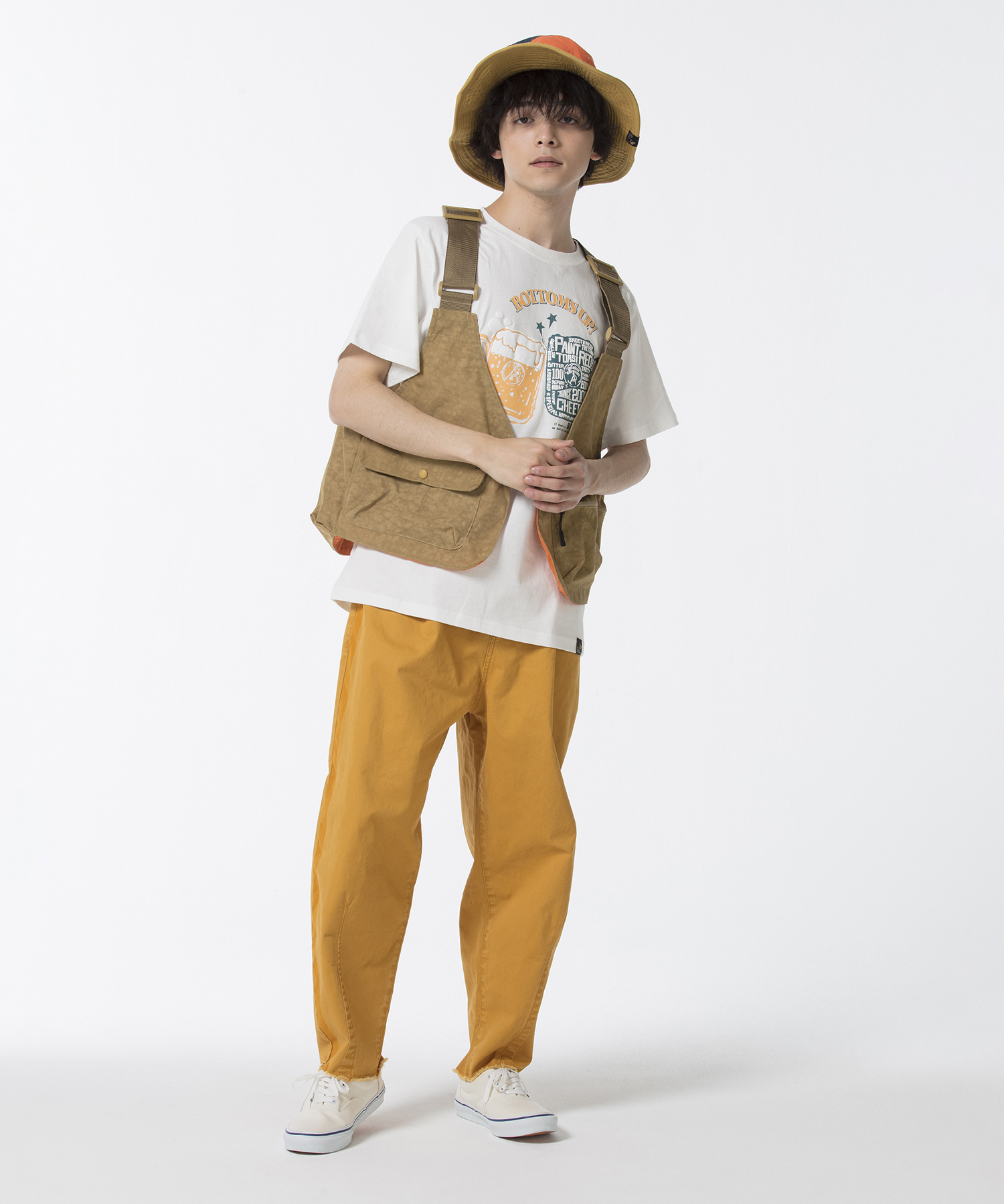 2019SS go slow caravan Coordinate MENS_15