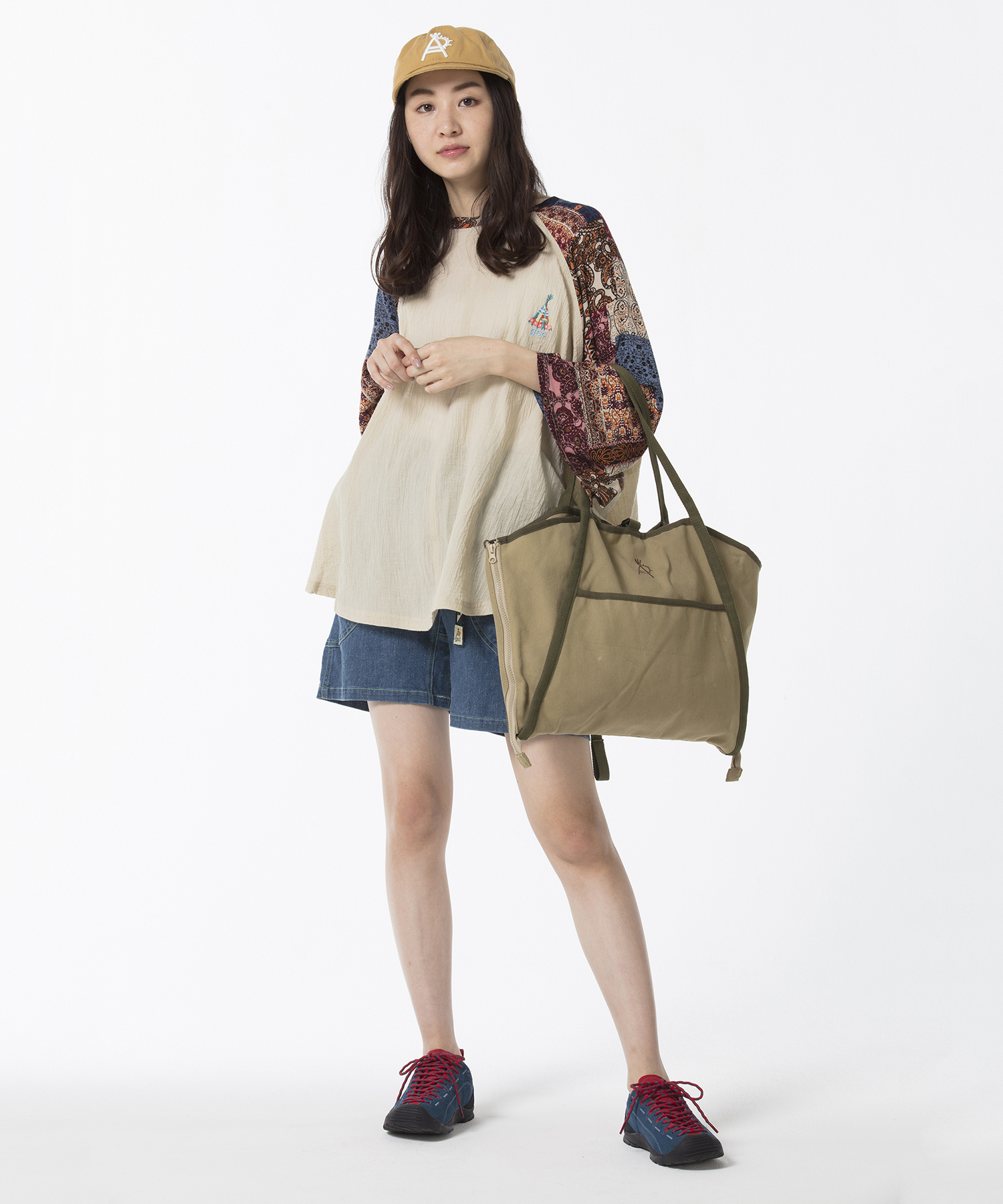 2019SS go slow caravan Coordinate Womens_16