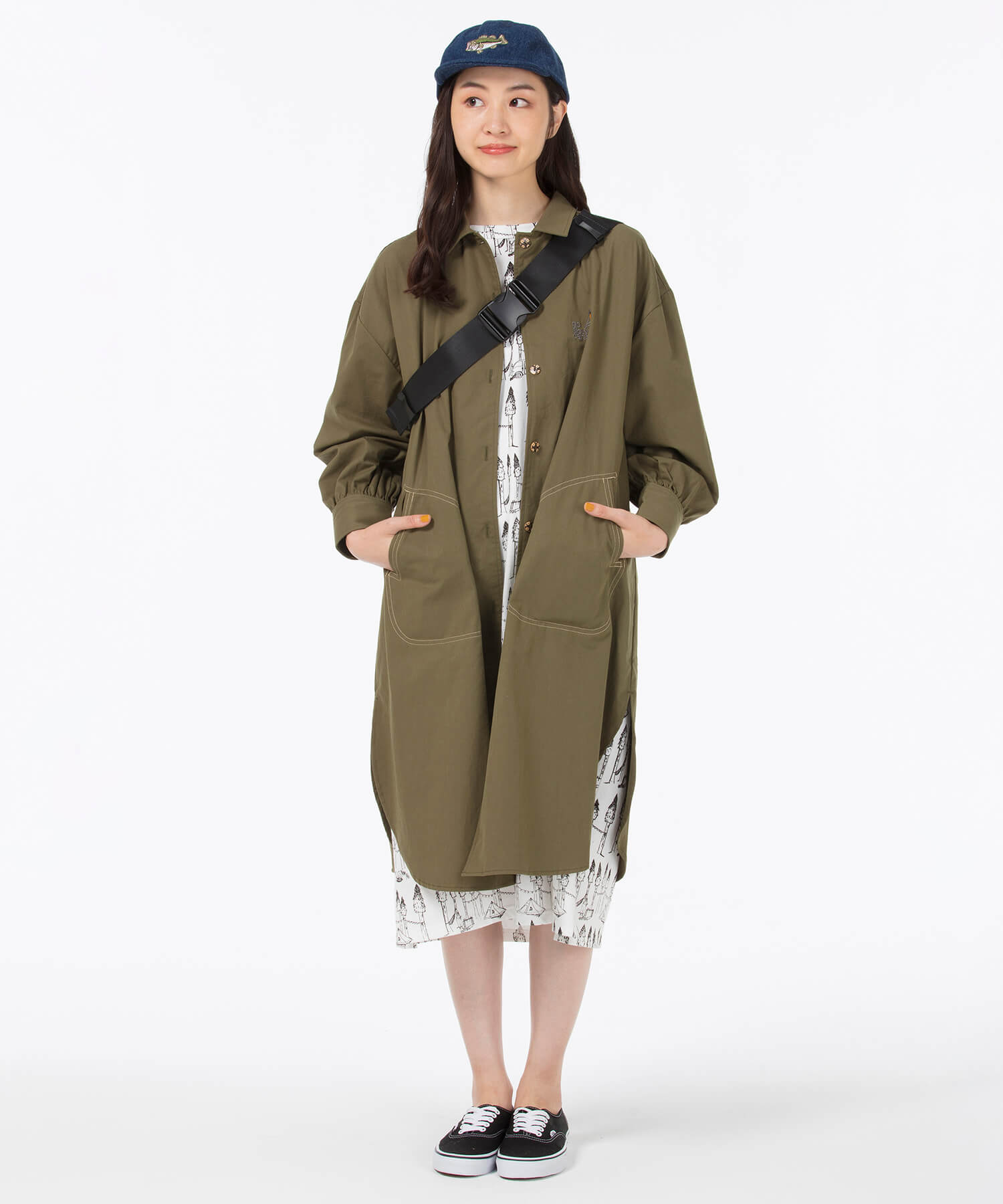2019AW go slow caravan COODINATE WOMENS_2