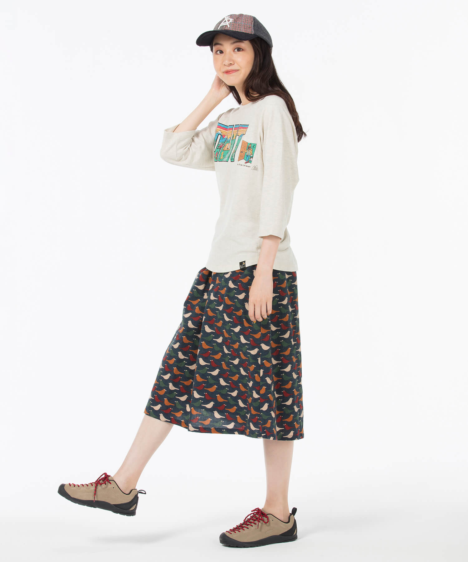 2019AW go slow caravan COODINATE WOMENS_3