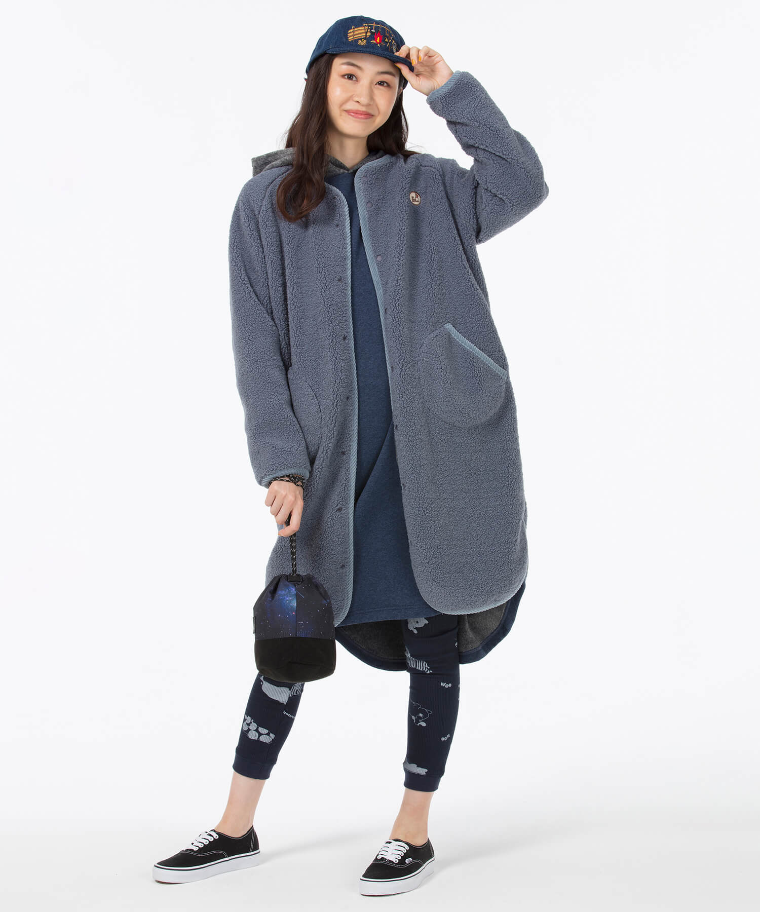 2019AW go slow caravan COODINATE WOMENS_5