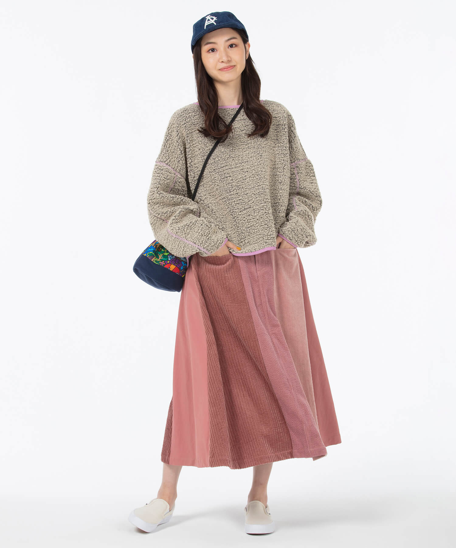 2019AW go slow caravan COODINATE WOMENS_6
