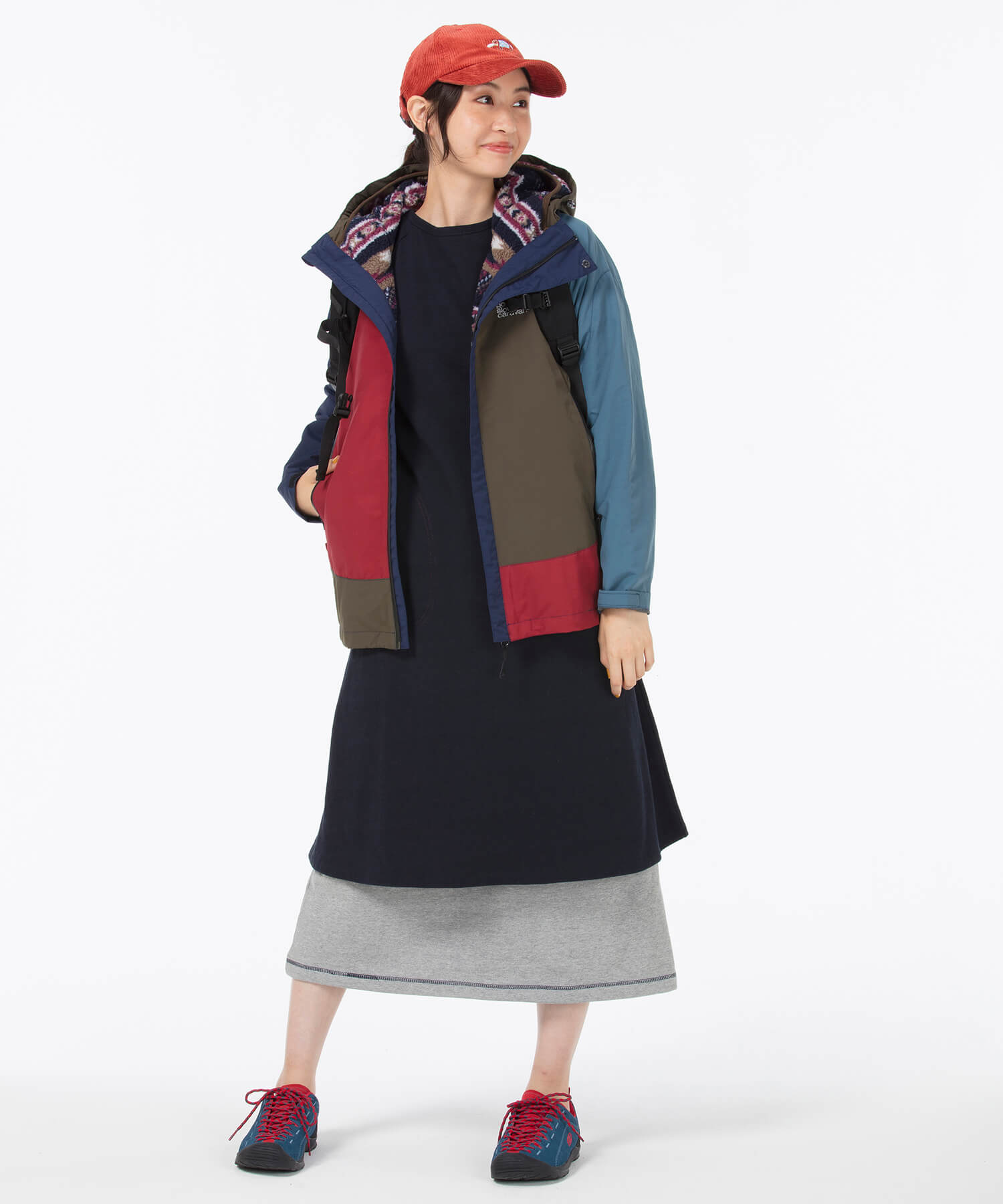 2019AW go slow caravan COODINATE WOMENS_7