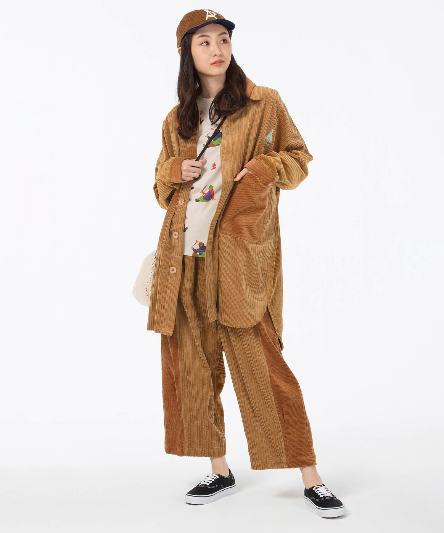 2019AW go slow caravan COODINATE WOMENS_8