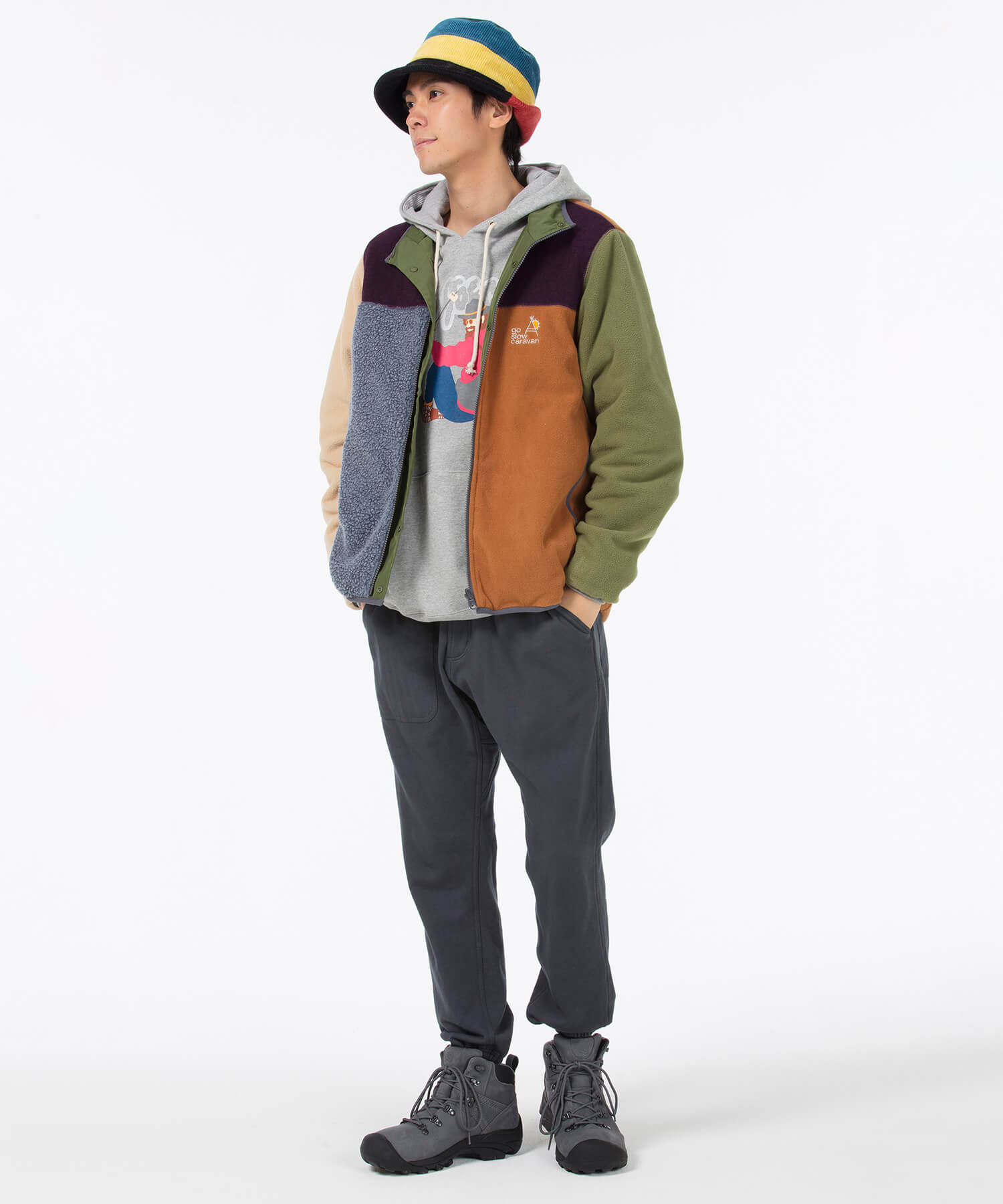 2019AW go slow caravan COODINATE_MENS10