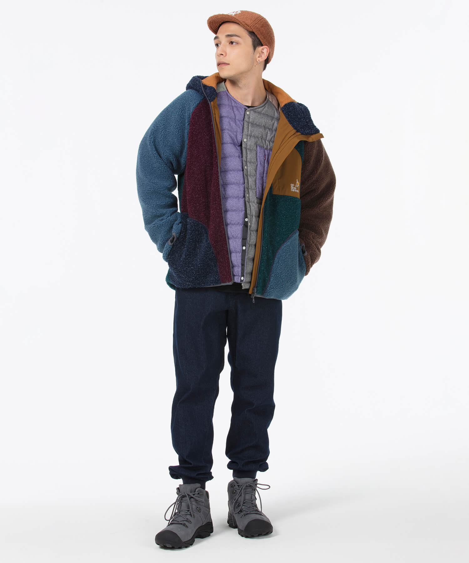 2019AW go slow caravan COODINATE_MENS12