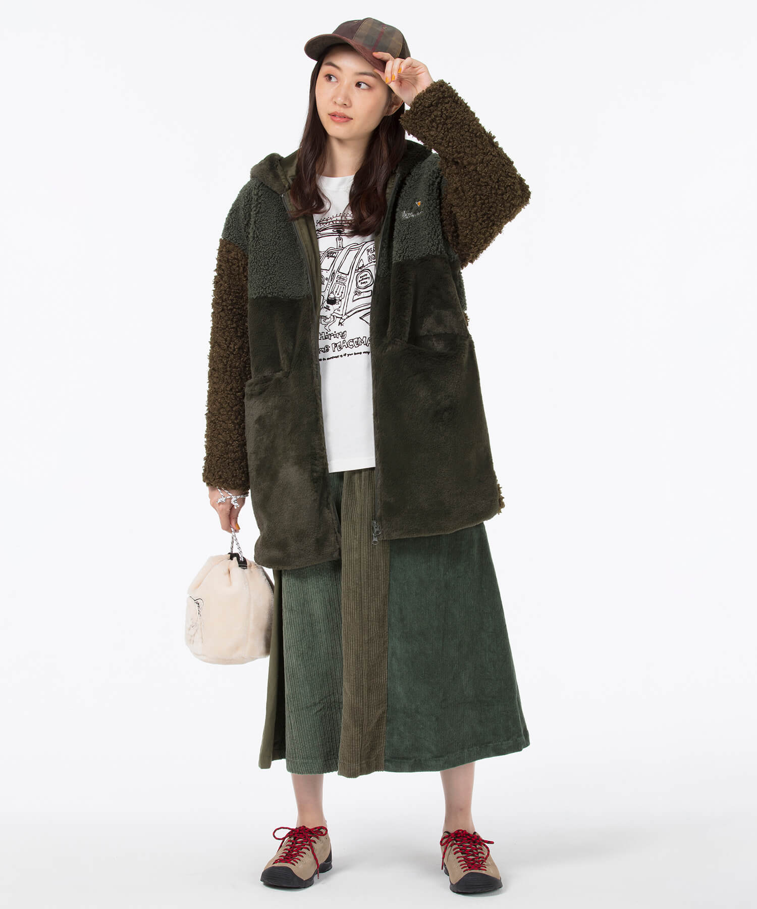 2019AW go slow caravan COODINATE WOMENS_10