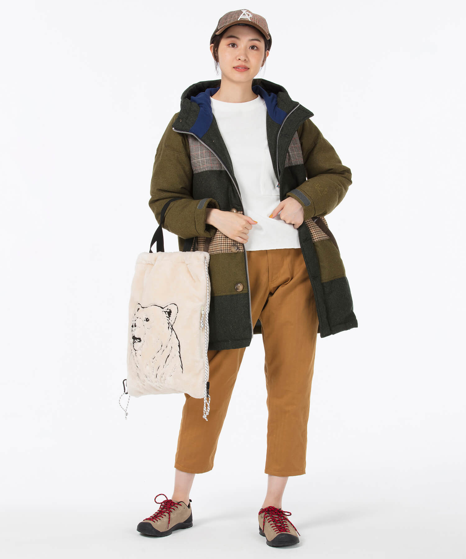 2019AW go slow caravan COODINATE WOMENS_11