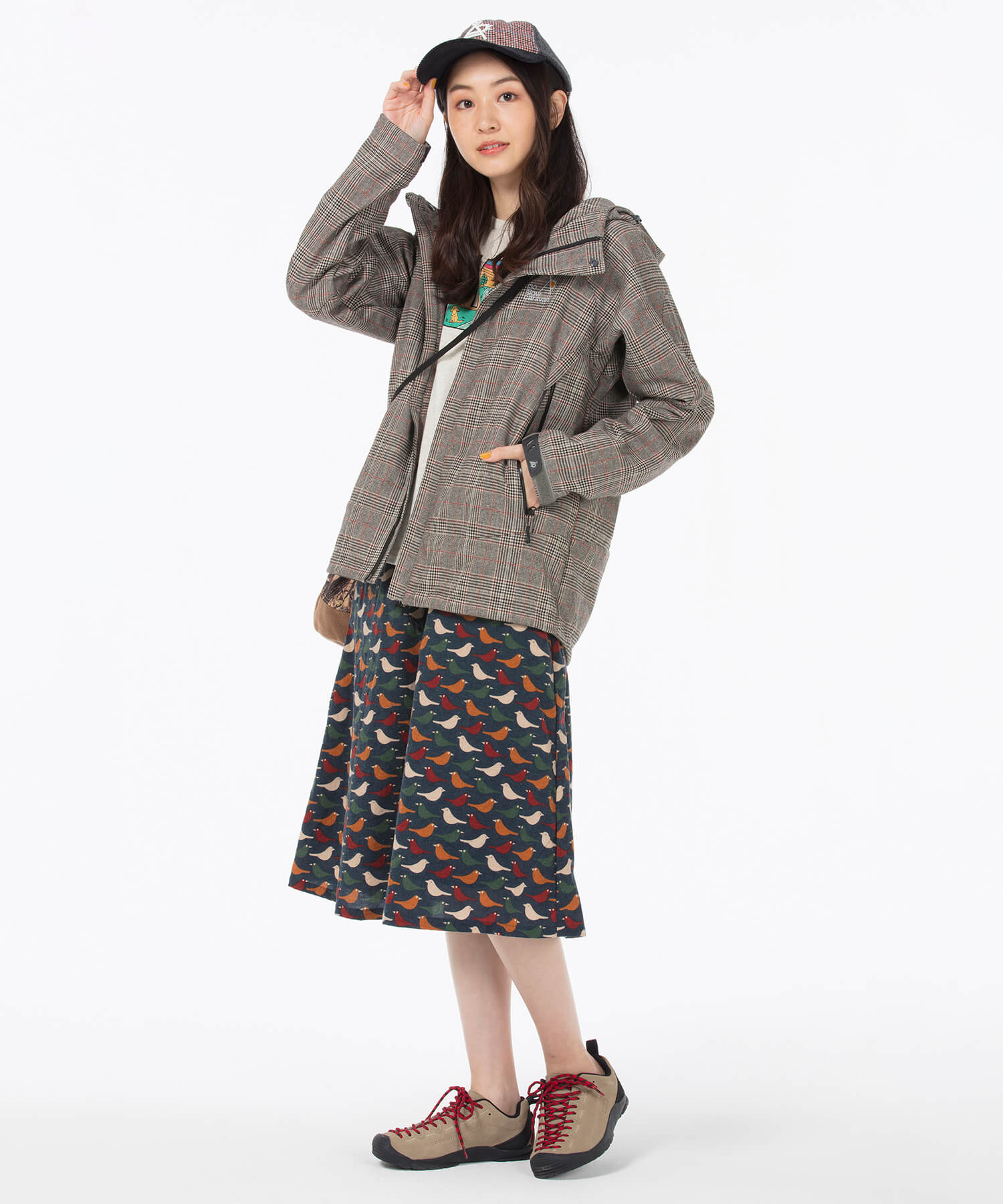 2019AW go slow caravan COODINATE WOMENS_12