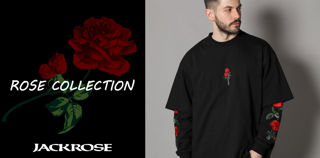 【JACKROSE】ROSE COLLECTION