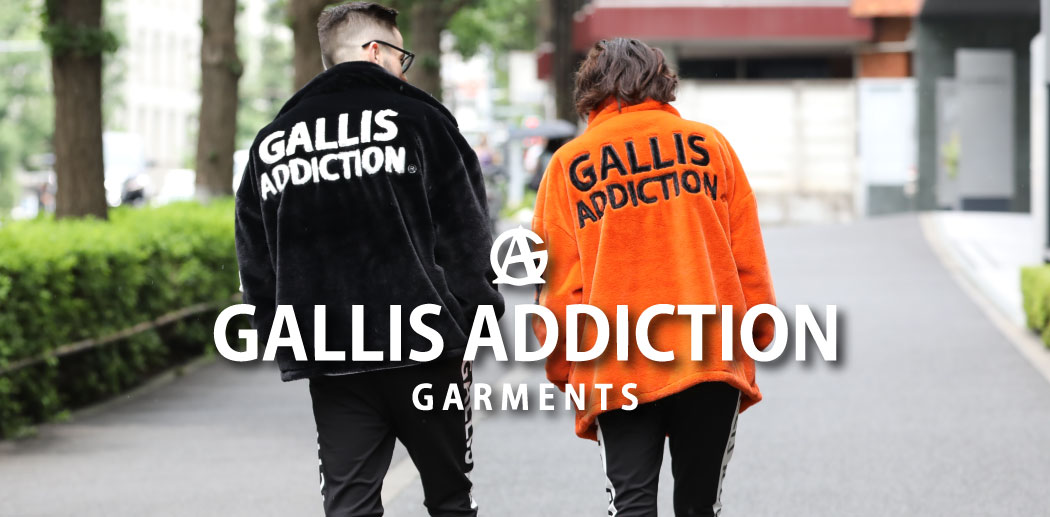 【JACKROSE】GALLIS ADDICTION